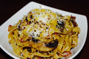 carbonara, authentic carbonara, traditional carbonara, Italian carbonara recipe, carbonara recipe, authentic carbonara recipe