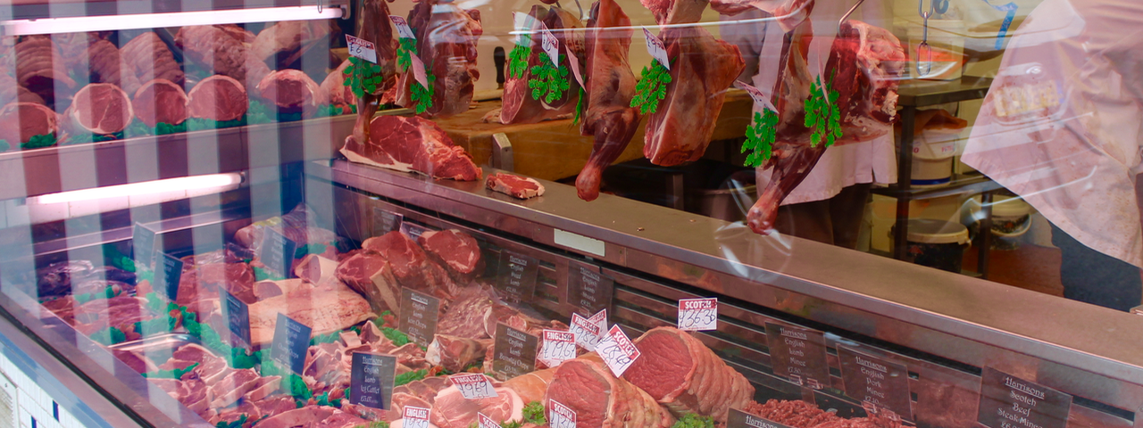 Harrison's Butcher's in Leigh-on-Sea
