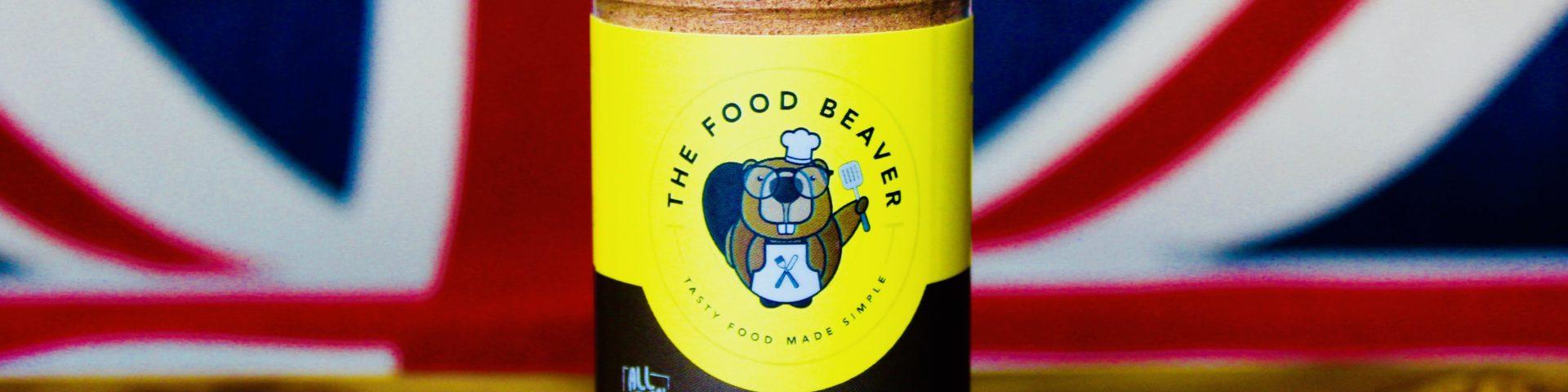 The Food Beaver BBQ Seasoning & Marinade - All natural ingredients