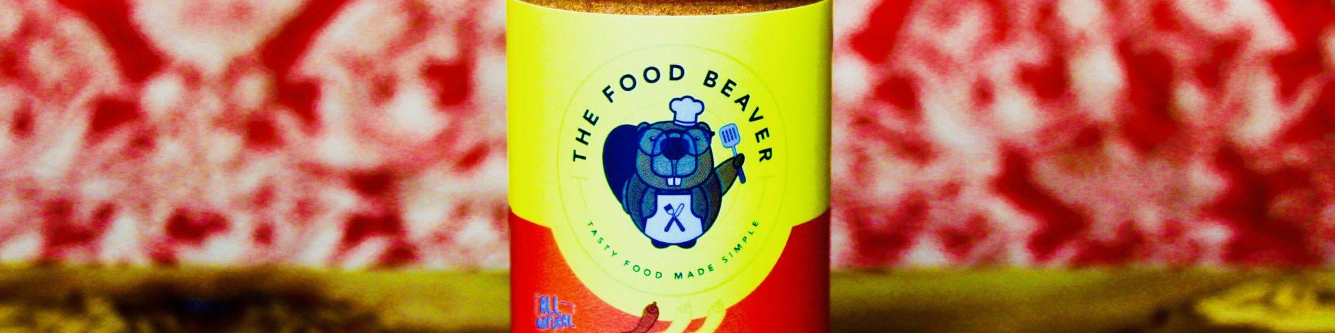 The Food Beaver Tandoori Seasoning & Marinade - All Natural Ingredients