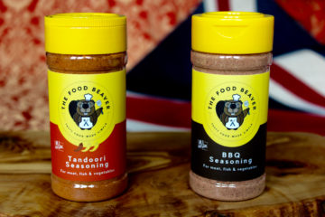 The Food Beaver Tandoori & BBQ Food Seasonings