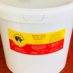 Tandoori Seasoning and Marinade 2.5kg tub - The Food Beaver