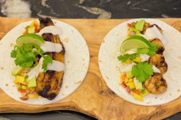 Blackened Fish Taco's Recipe